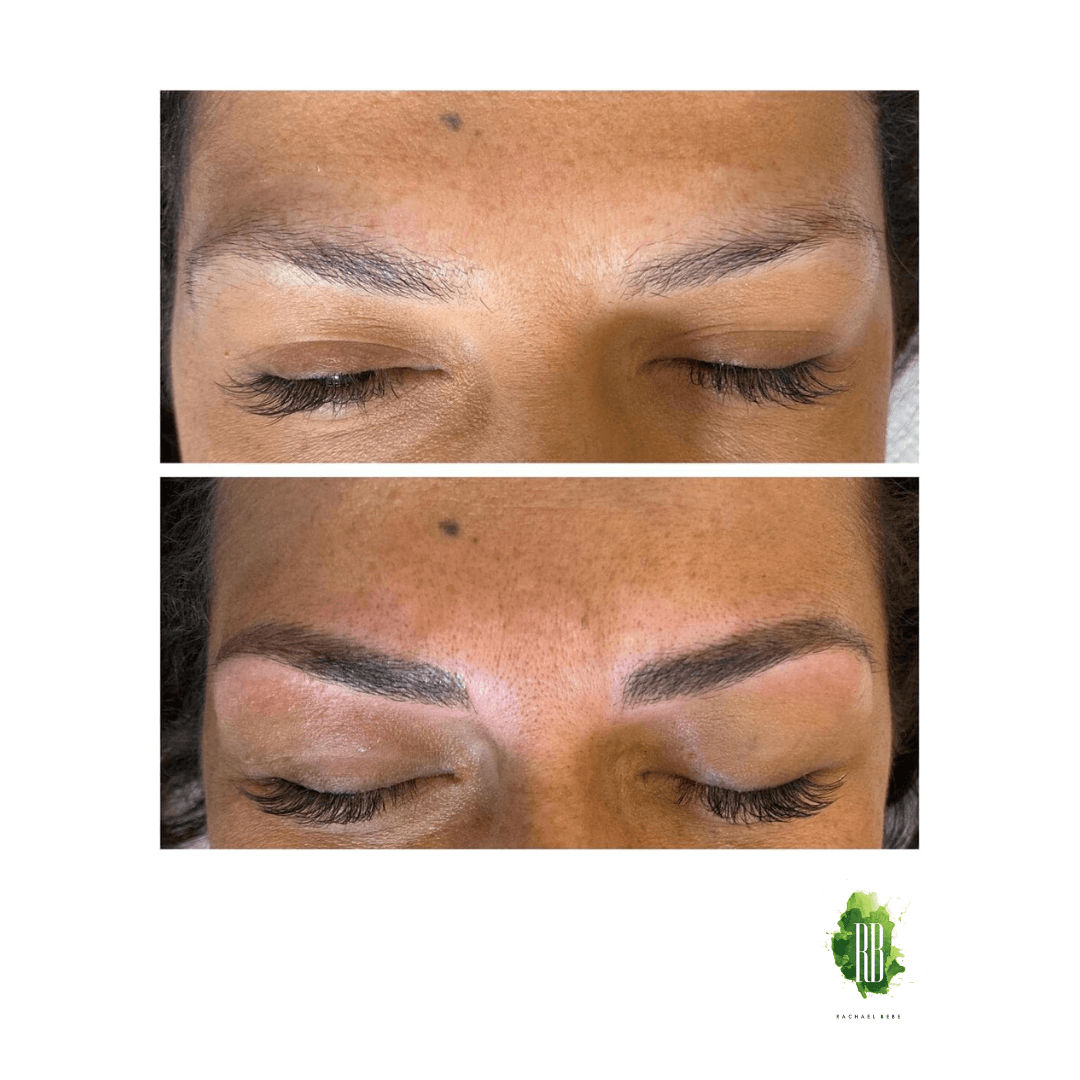 Cosmetic Tattooing Microblading Kerry by Rachael Bebe